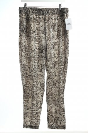 Harem Pants animal pattern Boho look