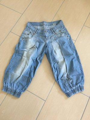 Haremshose Cordon Jeans