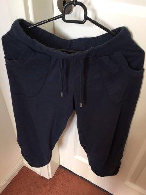 Pantalón estilo Harem azul oscuro