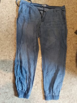 Harem Pants light blue