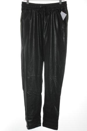 Harem Pants black casual look