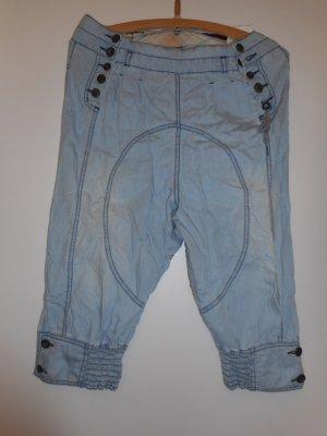 Haremshose von Khujo in Größ 25, Jeans, 2 seitliche Knopfleisten