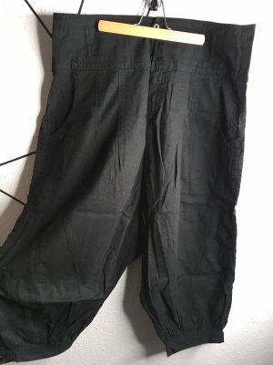Promod Pantalón estilo Harem negro