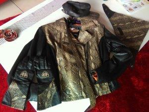 Harley Daviddon...Jacke,Handschuhe,Tuch,Basecape&Gürtel