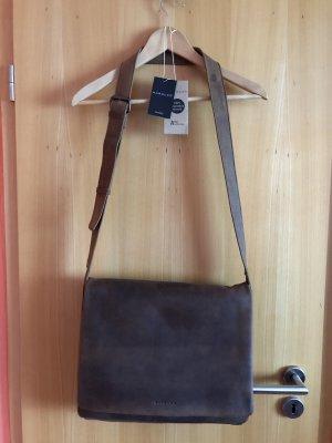 HAROLD'S Shoulder Bag light brown leather