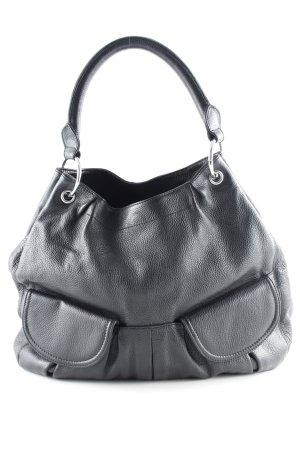 Harpa Handtasche schwarz schlichter Stil