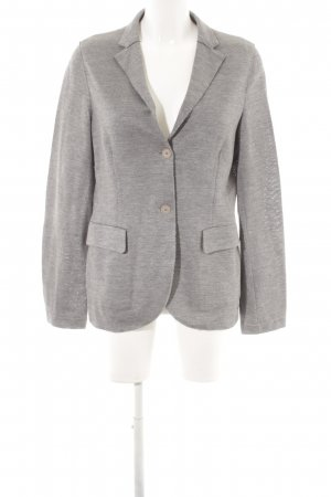 Harris Wharf London Long-Blazer grau Business-Look