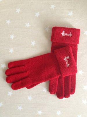 """""""Harrods of London"""" Logo Gloves"""