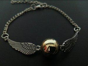 Harry Potter Schnatz Armband Quidditch Hermine neu