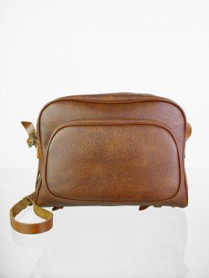 Hartleder Vintage Schultertasche
