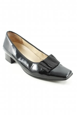 Hassia Slip-on Shoes black business style