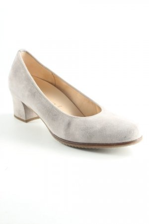 Hassia Loafers grey brown casual look