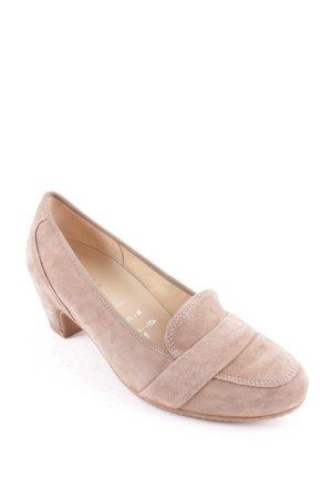 Hassia Loafers grijs-bruin elegant