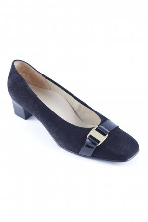 Hassia Loafers black elegant