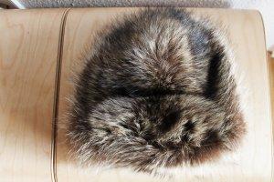 Mühlbauer Fur Hat black-light brown fur