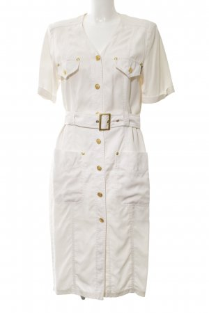 Hauber Cargo Dress natural white casual look