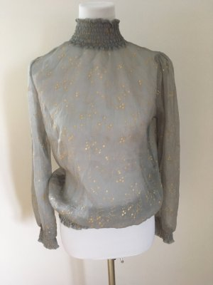 3 Suisses Longsleeve light grey-sand brown polyester