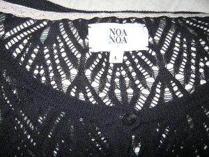 Hauchzarte Strickweste von Noa Noa Gr. L, ca. Gr. 38-40