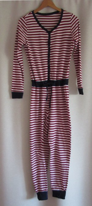 Leisure suit multicolored cotton