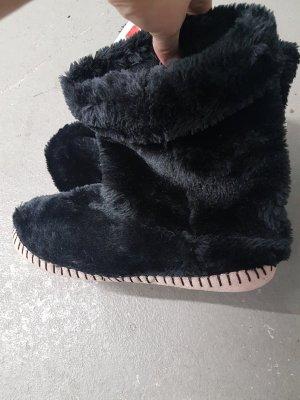 H&M Botas de casa negro