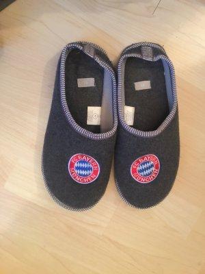 Hausschuhe  Fc Bayern