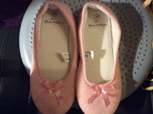 Pantuflas rosa