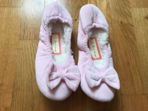 Atmosphere House Shoes white-light pink