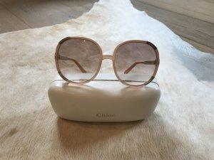Haute Couture Sonnenbrille Chloé Kollektion 2017 - ausverkauft bei mytheresa!