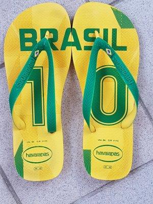 Havaianas Brasil FlipFlops, Größe 41