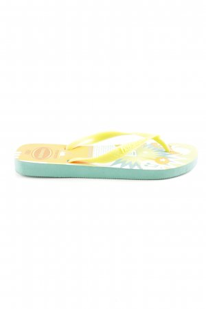 Havaianas Flip Flop Sandalen Mustermix schlichter Stil