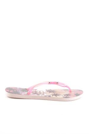 Havaianas Flip Flop Sandalen mehrfarbig Casual-Look