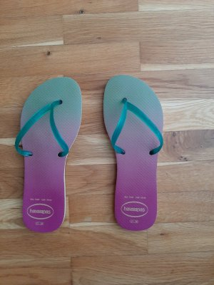 Havaianas Flip-Flop Sandals multicolored synthetic material