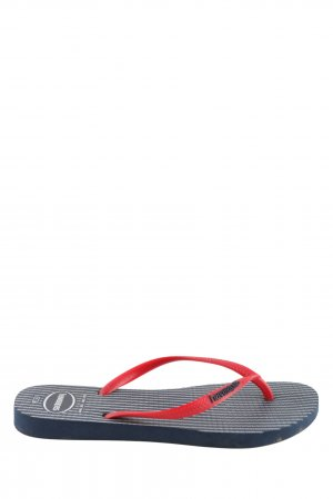 Havaianas Flip Flop Sandalen Streifenmuster Casual-Look