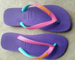 HAVAIANAS, Flip -Flops, Zehentrenner, Gr 39/40