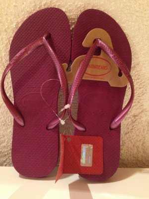 Havaianas Flip-Flop Sandals multicolored polypropylene