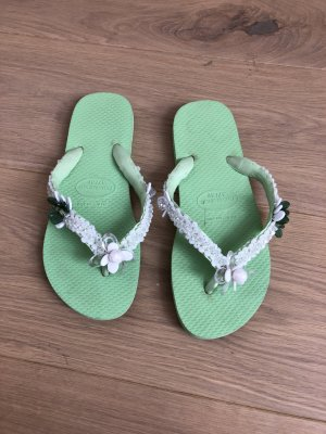 Havaianas Beach Sandals mint