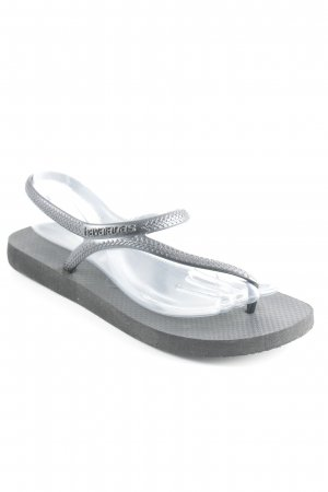 Havaianas Toe-Post sandals black athletic style