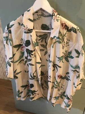 Pull & Bear Hawaiian Shirt multicolored