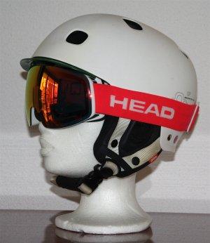 HEAD Skibrille Galactic FMR Schneebrille pink Ski Brille Goggle mit Wechselglas