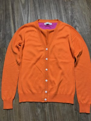 Heartbreaker Cashmerejacke orange Gr. 36