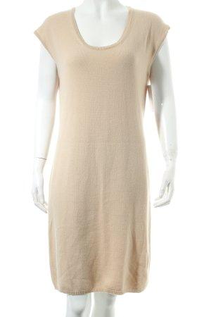 Heartbreaker Strickkleid beige minimalistischer Stil