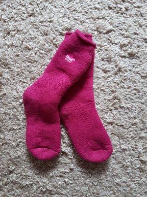 Legwarmers pink