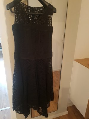 Laurèl Robe longue noir polyester