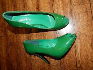 Heels grün Gr. 40 von Jannica