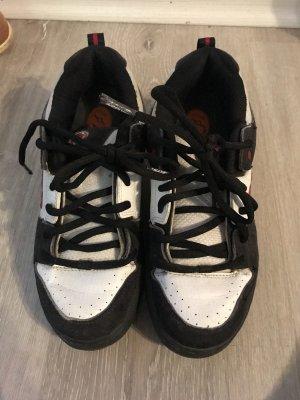 Sneakers zwart-wit