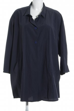 Heide Ost Blouse Jacket dark blue casual look