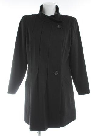 Heide Ost Geklede jas zwart zakelijke stijl
