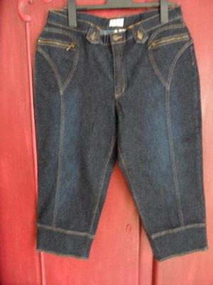 Heine 3/4 Jeans, Stretch, Größe 46