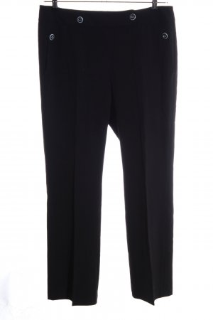 Heine 7/8-Hose schwarz Business-Look