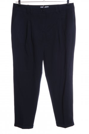 Heine 7/8-Hose blau Business-Look
